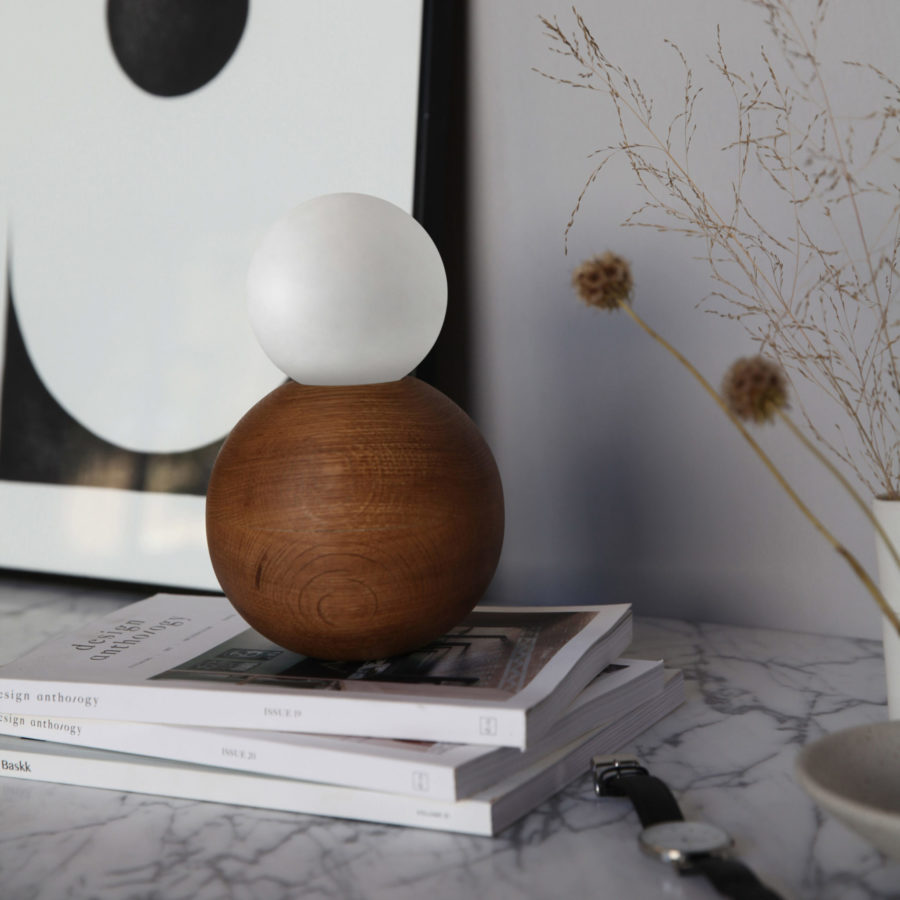 Bright Beads Table Sphere